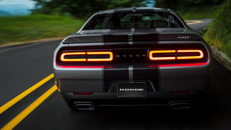 Dodge Charger Games >> 2018 Dodge Challenger in Indianapolis, IN | Tom O'Brien ...