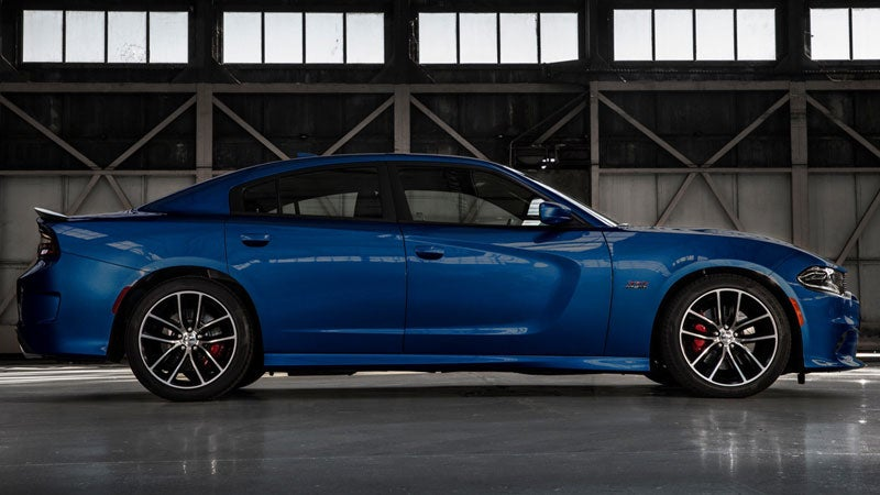 Blue Dodge Charger >> 2018 Dodge Charger