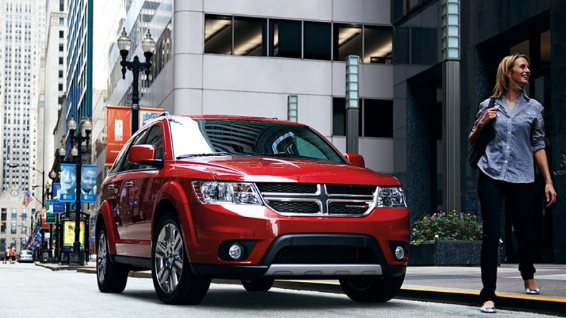 Dodge Dealership Indianapolis >> 2018 Dodge Journey In Indianapolis In Tom O Brien Chrysler Jeep