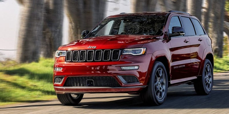 2020 Jeep Grand Cherokee Grand Cherokee In Indianapolis In Tom O Brien Chrysler Jeep Dodge Ram Indianapolis