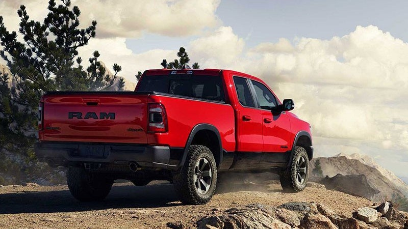 Tom O Brien Jeep >> 2019 Ram 1500 in Indianapolis, IN   Tom O'Brien Chrysler ...
