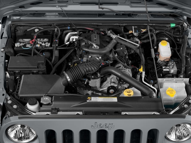Tom O Brien Jeep >> 2018 Jeep Wrangler Unlimited WRANGLER JK UNLIMITED SPORT S 4X4 in Indianapolis, IN ...