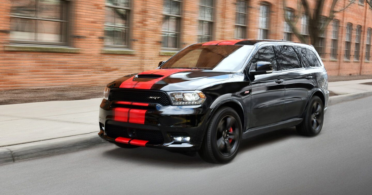3 Reasons The 2019 Dodge Durango Is Insane And The Best On The Road