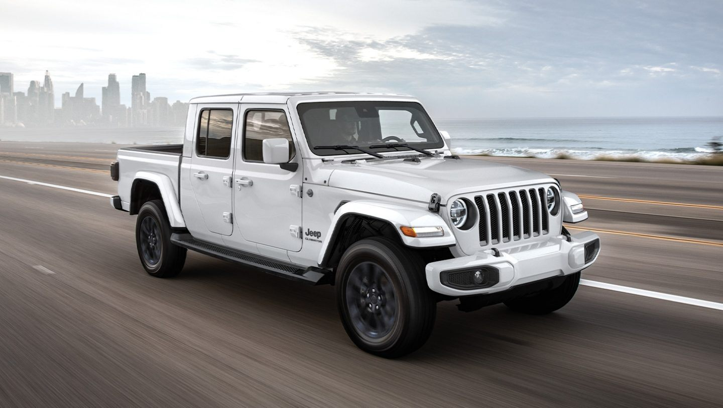 3 Ways The 2020 Jeep Gladiator Is Changing The Meaning Of A Pickup Truck