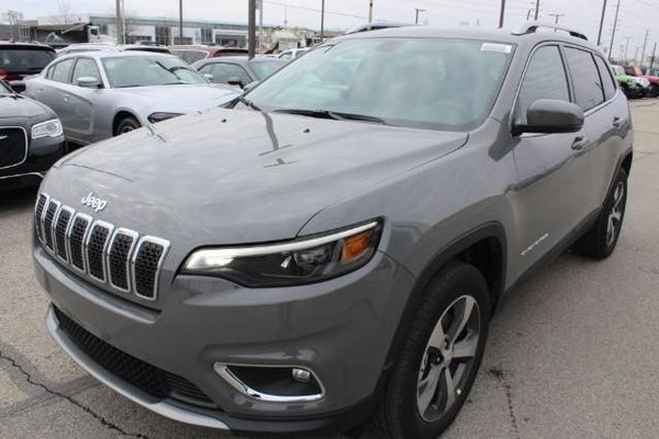 Jeep Dealership Indianapolis >> 2020 Jeep CHEROKEE LIMITED 4X4 in Indianapolis, IN ...