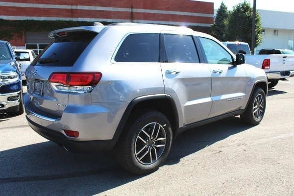 Jeep Dealership Indianapolis >> 2020 Jeep Grand Cherokee Limited 4x4 in Indianapolis, IN ...