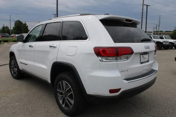 Tom O Brien Jeep >> 2020 Jeep GRAND CHEROKEE LIMITED 4X4 in Indianapolis, IN