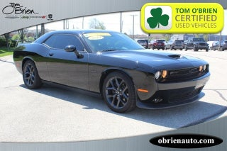 Dodge Dealership Indianapolis >> 2019 Dodge Challenger In Indianapolis In Tom O Brien Chrysler