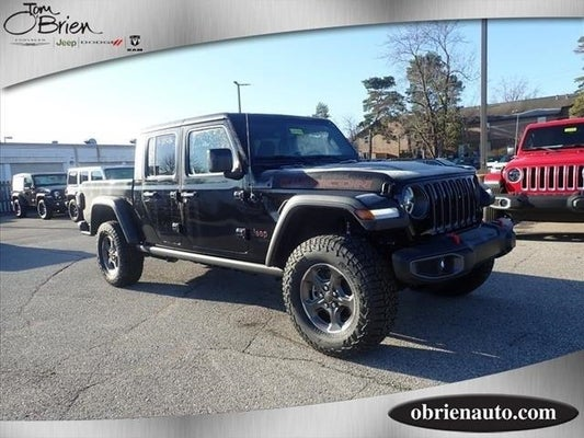 Tom O Brien Jeep >> 2020 Jeep Gladiator Rubicon 4x4