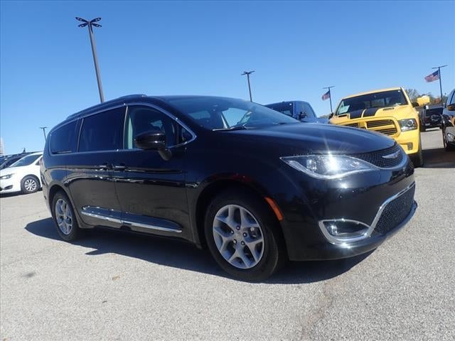 2018 Chrysler Pacifica Touring L Plus In Indianapolis Tom O Brien