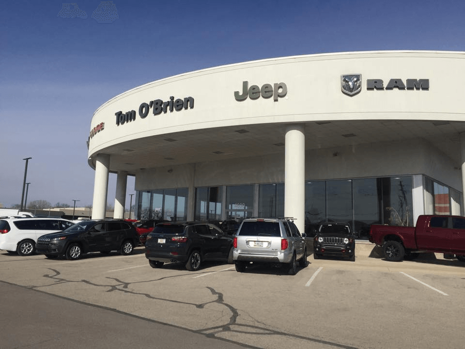 Jeep Dealership Indianapolis >> 2019 Jeep Grand Cherokee In Indianapolis In Tom O Brien Chrysler